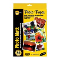 Papier Fotograficzny Yellow One A4, 50 Ark., 190 G/M2, Mat