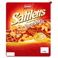 Krakersy Saltletts Snack mix 250g