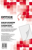 Blok Do Flipchartu Office Products 70X100 Cm 20K Kratka