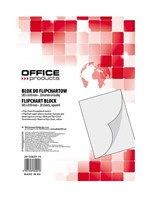 Blok Do Flipchartu Office Products 60x90 Cm 20K Kratka