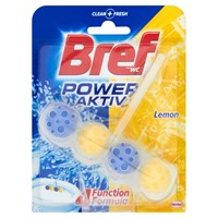 Kulki do toalety WC Bref Power Activ Lemon