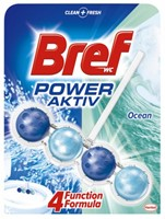 Kulki do toalety WC Bref Power Activ Ocean