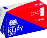 "Klipy do spinania dokumentów Grand 41 mm 1 5/8"" 12 Szt."